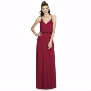 Alfred sung bridesmaid dress size 12
